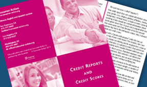 Credit Reports, Credit Scores and Specialty Reports