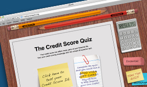 Test Your Credit Score IQ